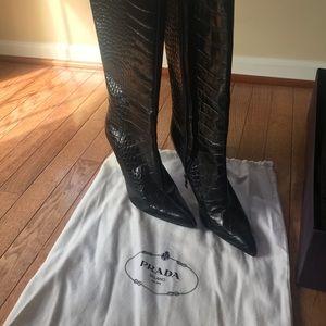 Prada Boots Brand New! Never been worn!